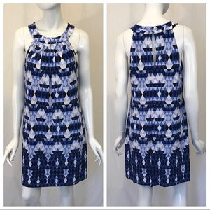 Vince Camuto Halter Shift Dress